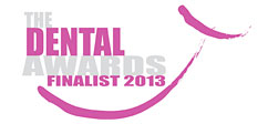 The dental awards finalist 2013